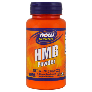 Now Foods, Sports, HMB Powder, 3.2 oz (90 g)