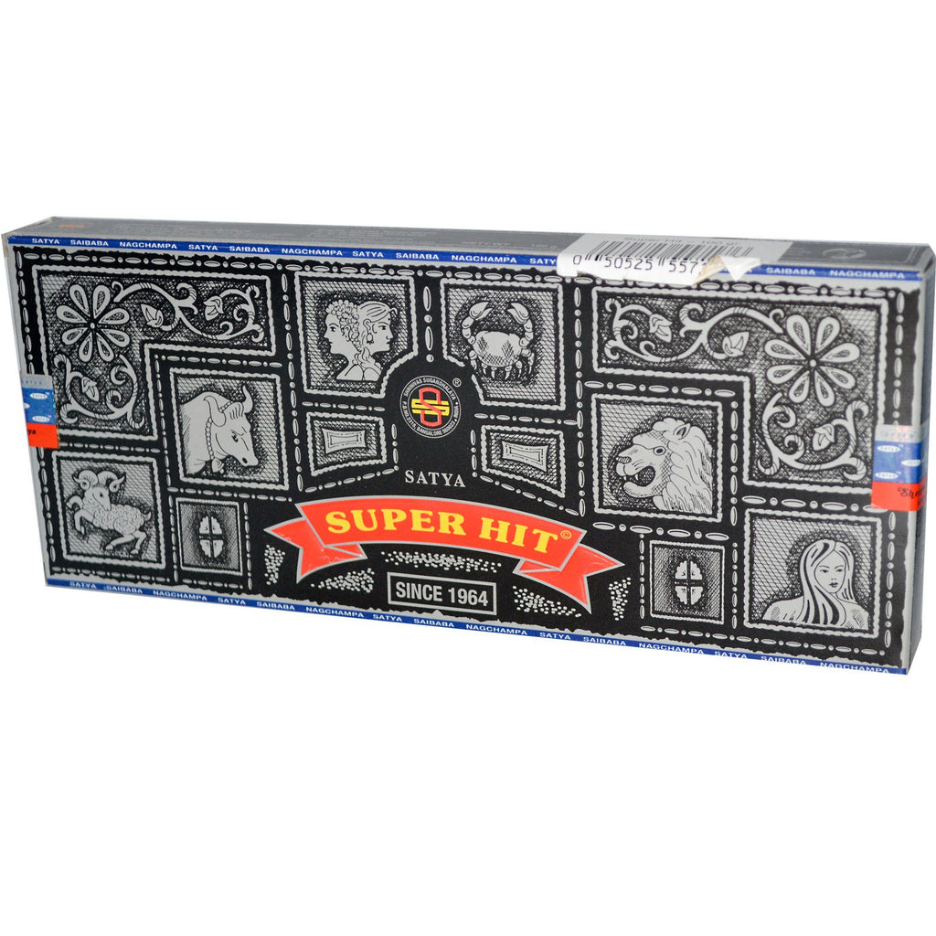 Sai Baba, Satya, Super Hit Incense, 100 g