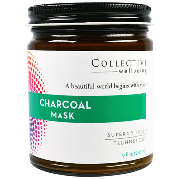 Life Flo Health, Charcoal Mask, 9 fl oz (255 ml)
