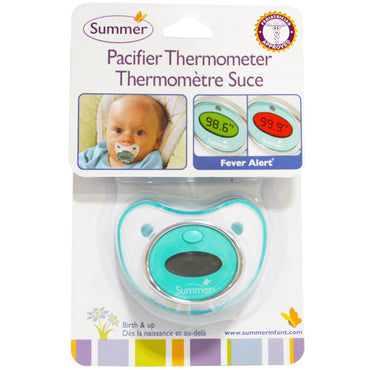 Summer Infant, Pacifier Thermometer, Birth and Up