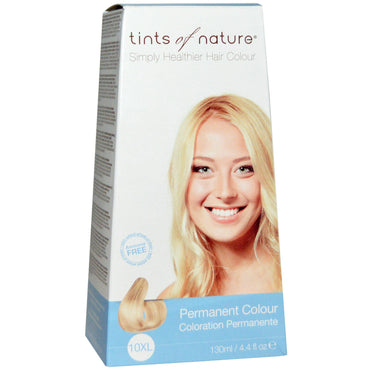 Tints of Nature, Permanent Color, Extra Light Blonde, 10XL, 4.4 fl oz (130 ml)