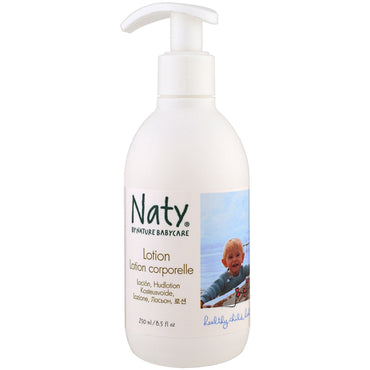 Naty Lotion 8.5 fl oz (250 ml)