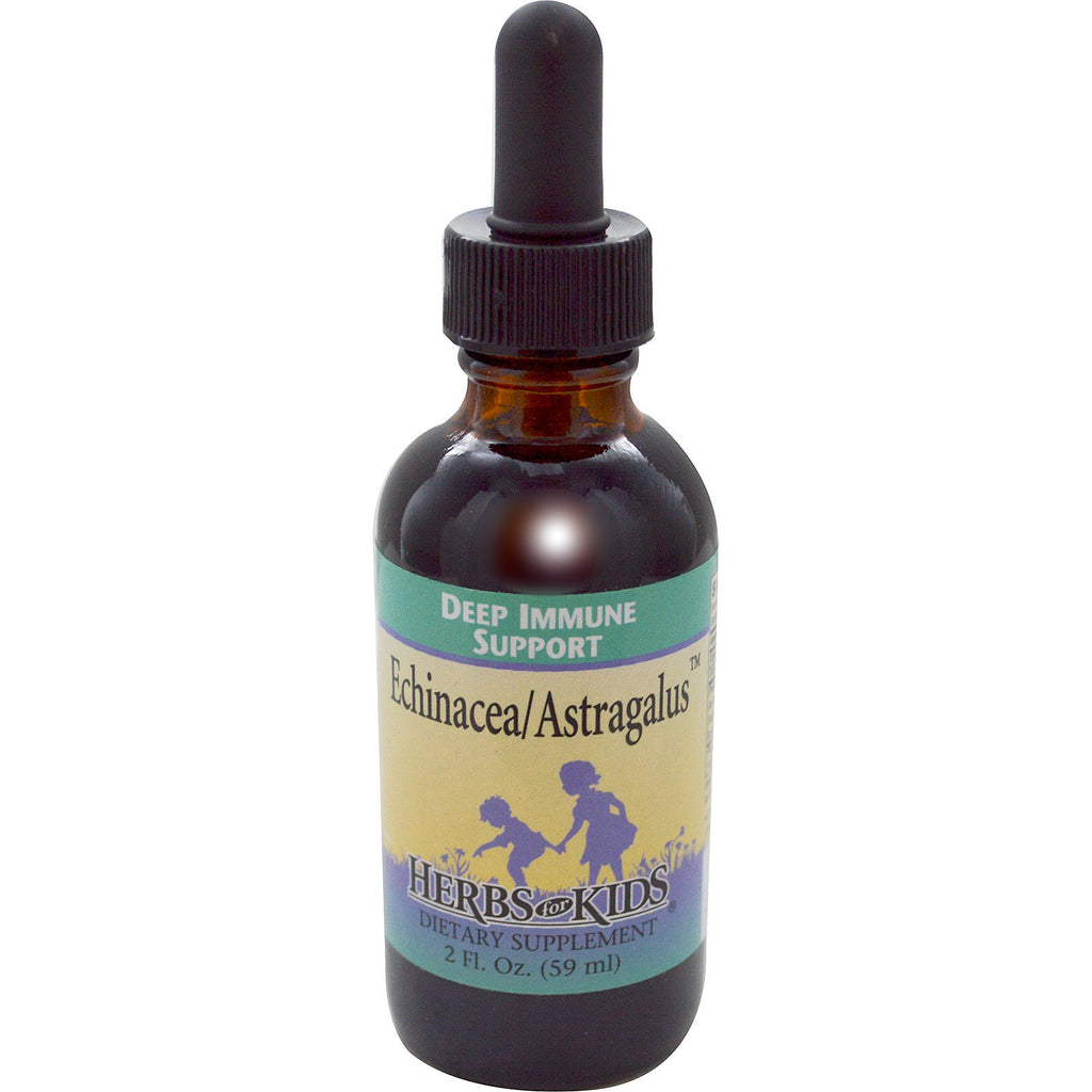 Herbs for Kids, Echinacea/Astragalus, 2 fl oz (59 ml)