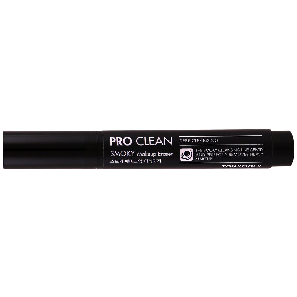 Tony Moly, Pro Clean, Smoky Makeup Eraser, 2 g