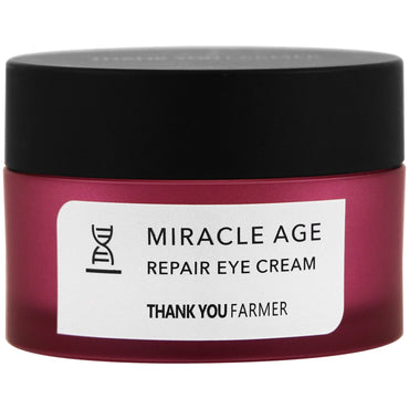 Thank You Farmer, Miracle Age, Repair Eye Cream, .70 oz (20 g)