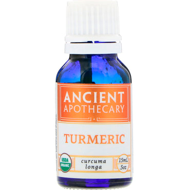 Ancient Apothecary, Turmeric, .5 oz (15 ml)