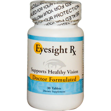 Advance Physician Formulas Inc. Eyesight RX 30 Tablets