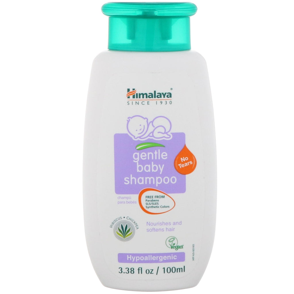 Himalaya Gentle Baby Shampoo 3.38 fl oz (100 ml)