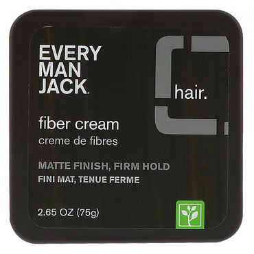 Every Man Jack Fiber Cream 2.65 oz (75 g)