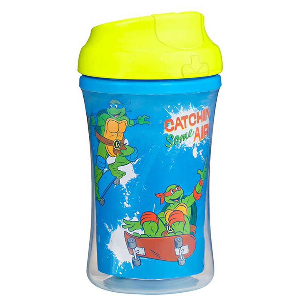 NUK, Graduates, Teenage Mutant Ninja Turtles, Insluated Cup-Like Rim, 18+ Months, 1 Cup, 9 oz (270 ml)