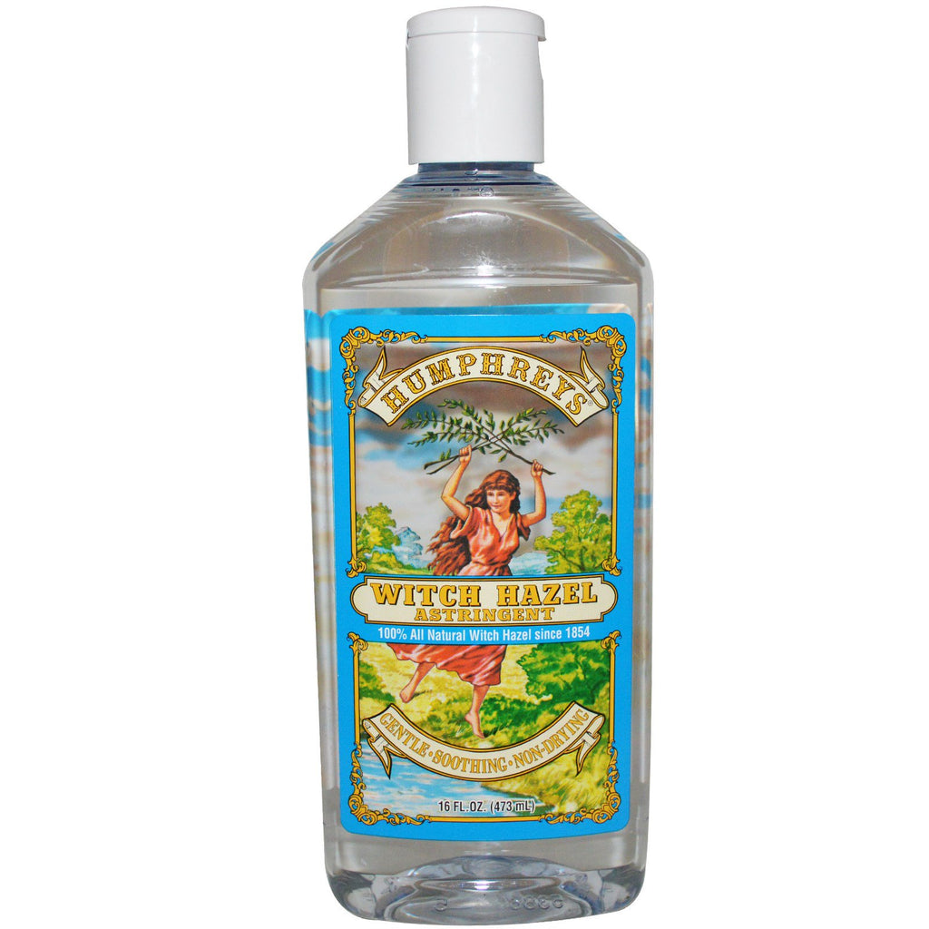Humphrey's, Witch Hazel Astringent, 16 fl oz (473 ml)