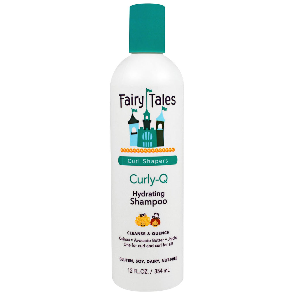 Fairy Tales Curly-Q Hydrating Shampoo 12 fl oz (354 ml)