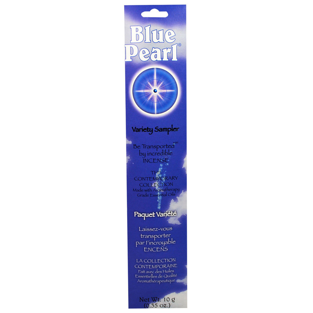 Blue Pearl, The Contemporary Collection, Variety Sampler, 10 g (0.35 oz)