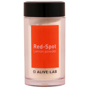 Alive:Lab, Red-Spot Lemon Powder, 8 ml