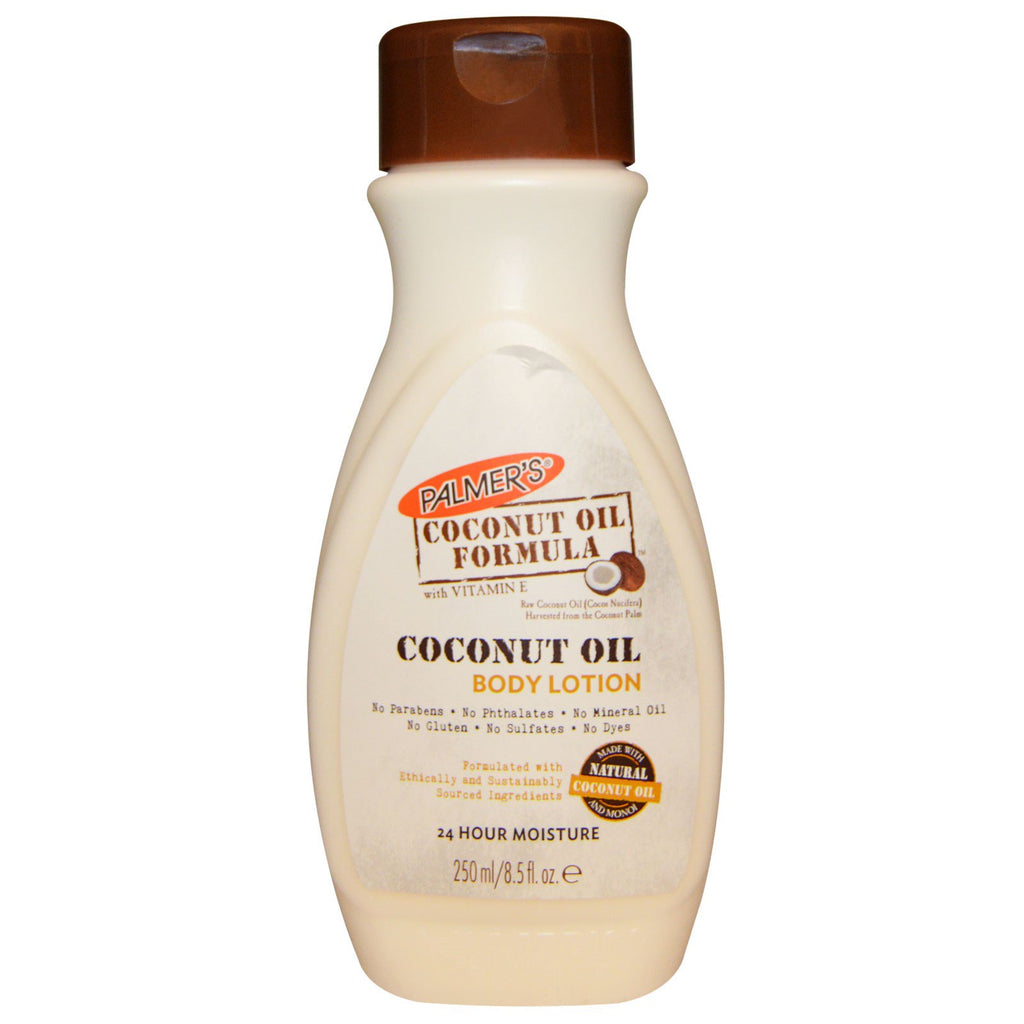 Palmer's, Coconut Oil Formula, Body Lotion, 8.5 fl oz (250 ml)
