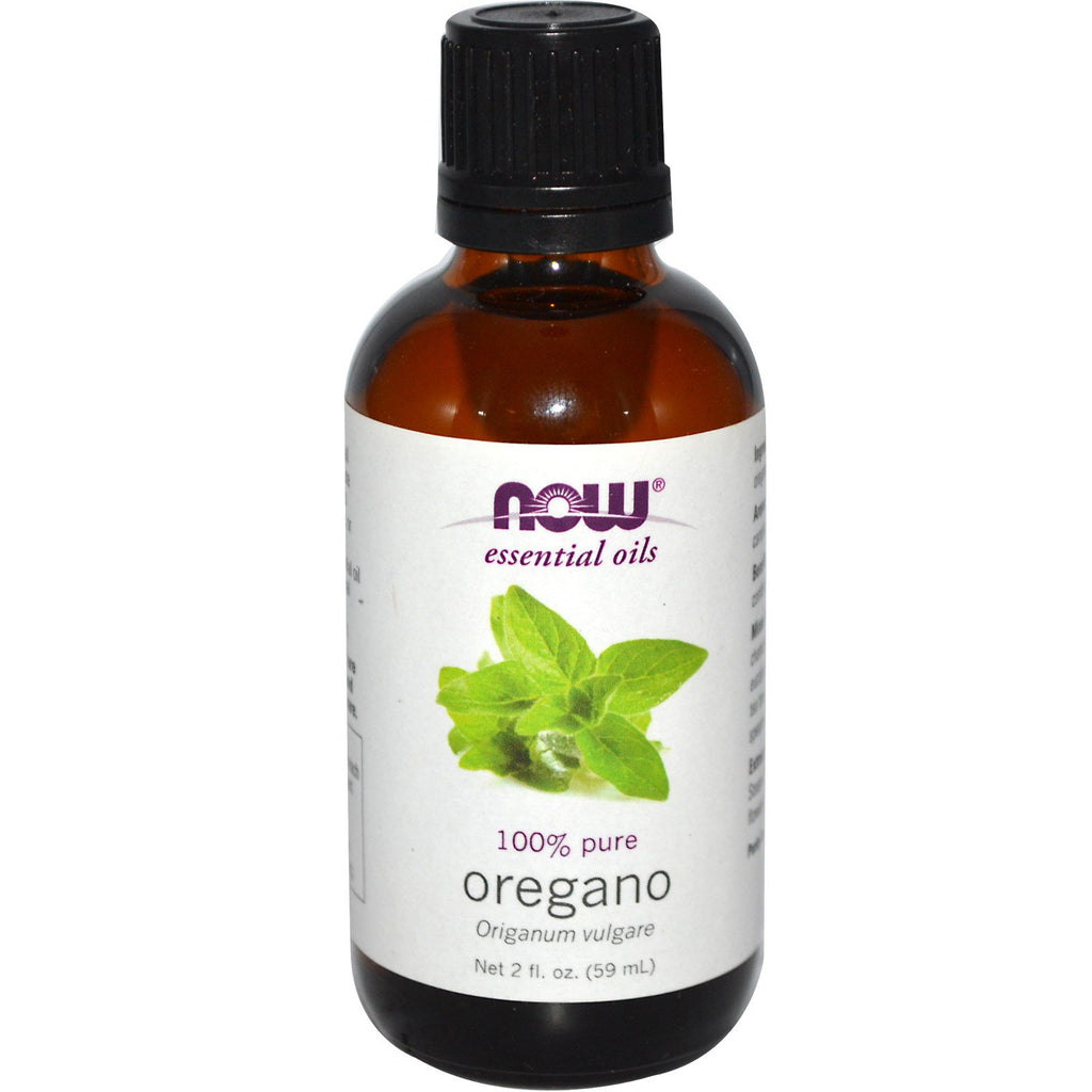 Now Foods, Essential Oils, Oregano, 2 fl oz (59 ml)
