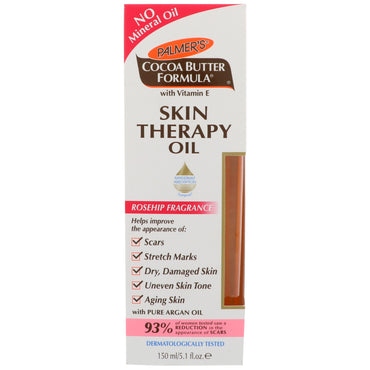 Palmer's Cocoa Butter Formula Skin Therapy Oil Rosehip Fragrance 5.1 fl oz (150 ml)