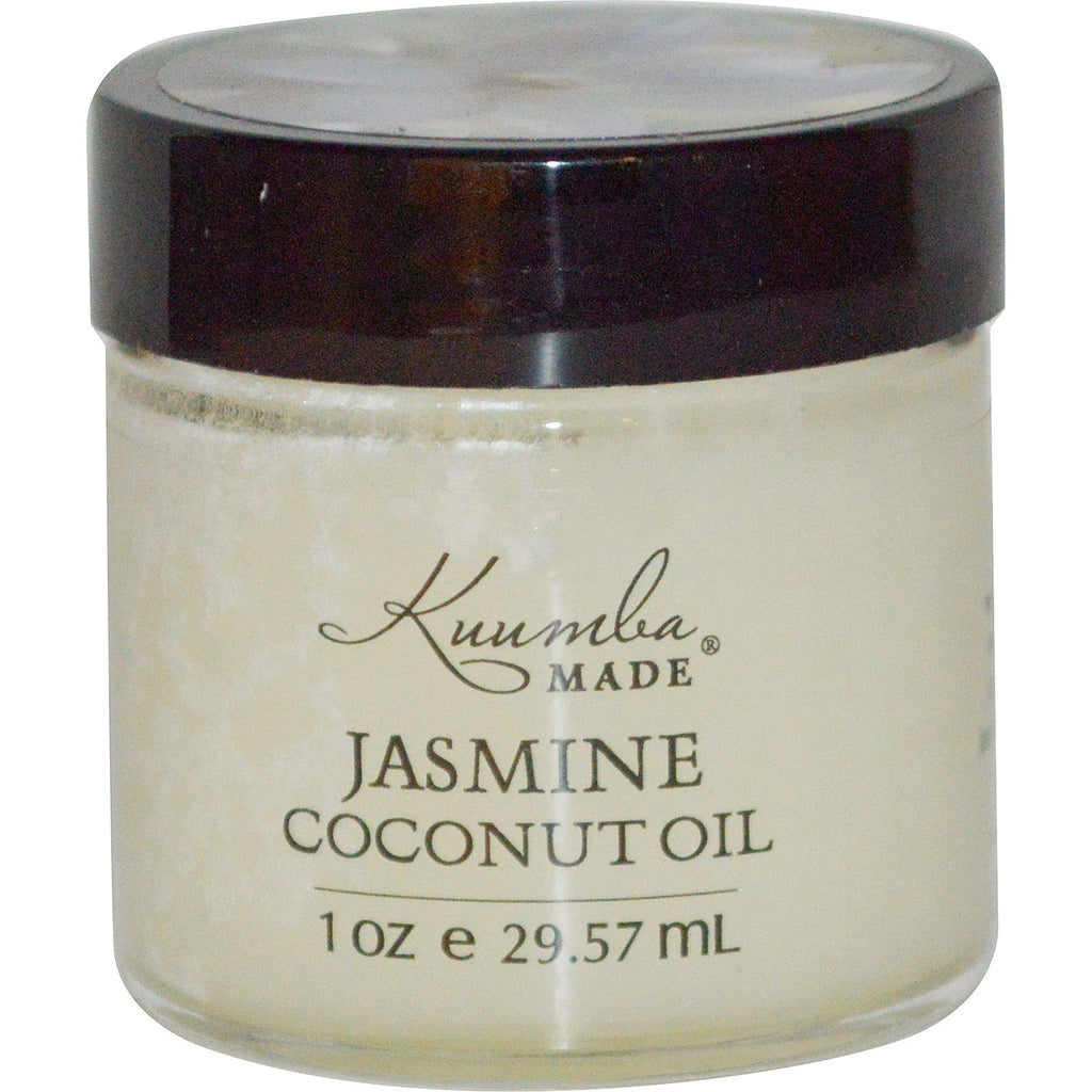 Kuumba Made, Jasmine Coconut Oil, 1 oz (29.57 ml)