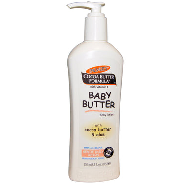 Palmer's Cocoa Butter Formula Baby Butter Gentle Daily Lotion 8.5 fl oz (250 ml)