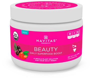 Navitas Organics Beauty Daily Superfood Boost 4.2 oz (120 g)