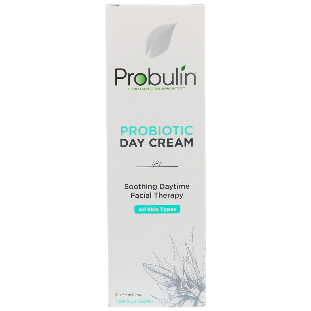 Probulin, Probiotic Day Cream, 1.69 fl oz (50 ml)