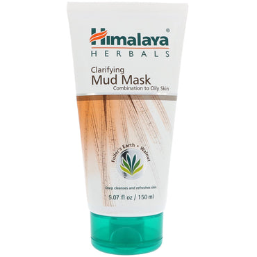 Himalaya, Clarifying Mud Mask, 5.07 fl oz (150 ml)