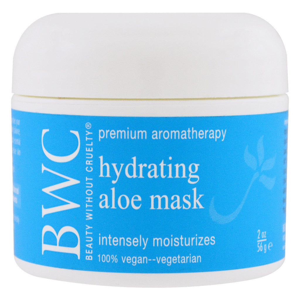 Beauty Without Cruelty, Hydrating Facial Mask, 2 oz (56 g)