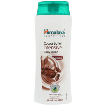 Himalaya, Cocoa Butter Intensive Body Lotion, 13.53 fl oz (400 ml)