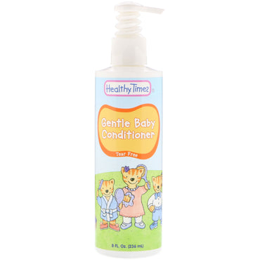Healthy Times, Gentle Baby Conditioner, Tear Free, 8 fl oz (236 ml)