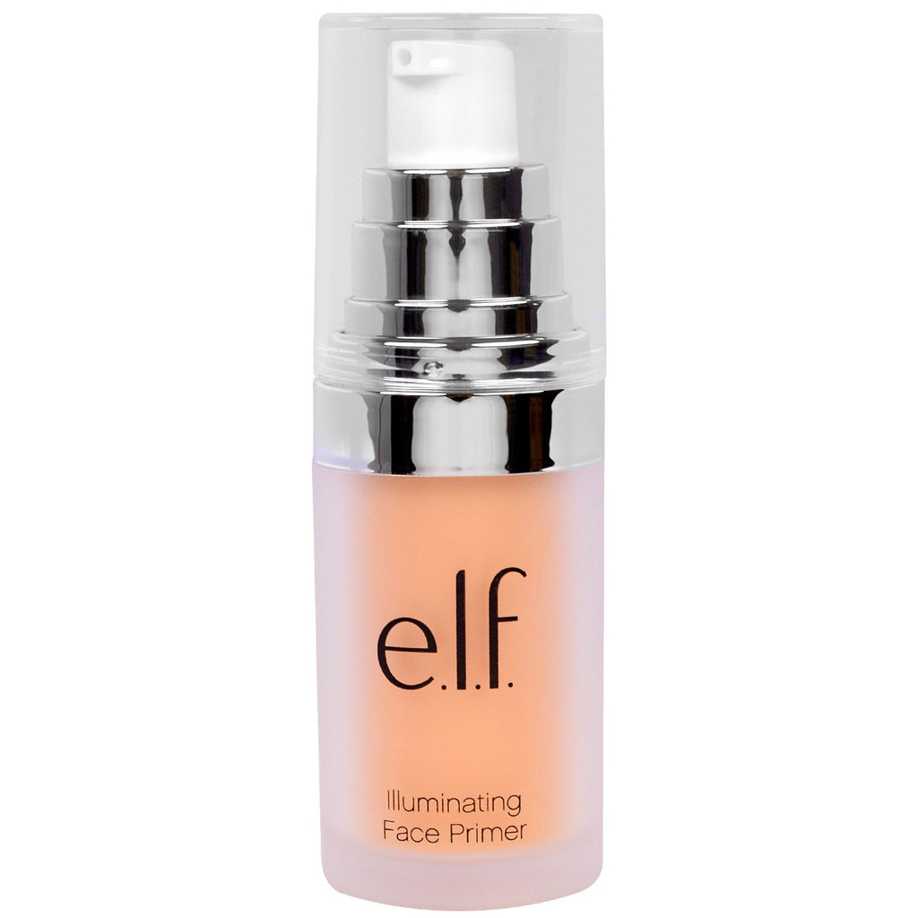 E.L.F. Cosmetics, Illuminating Face Primer, Radiant Glow, 0.47 fl oz (14 ml)