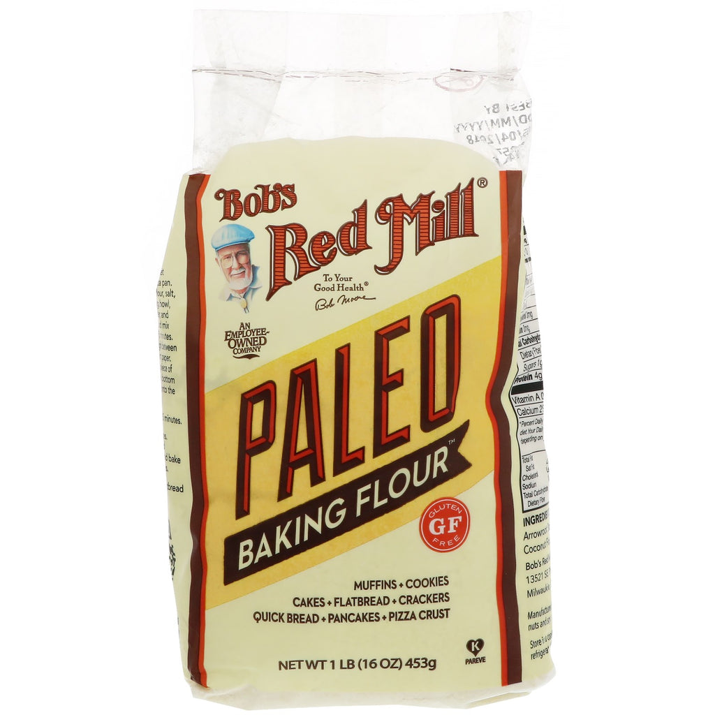 Bob's Red Mill, Paleo Baking Flour, 16 oz (453 g)
