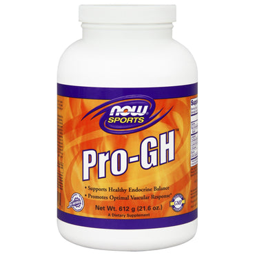 Now Foods, Pro-GH, 21.6 oz (612 g)