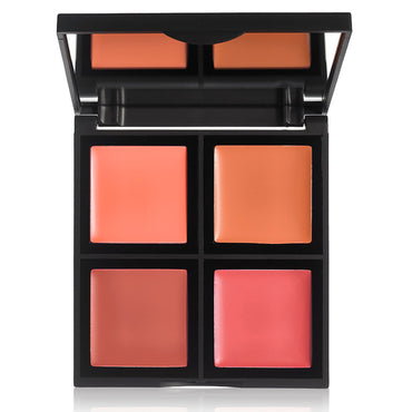 E.L.F. Cosmetics, Cream Blush Palette, Soft, 0.43 oz (12.4 g)