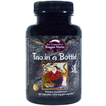 Dragon Herbs, Tao in a Bottle, 450 mg, 60 Capsules