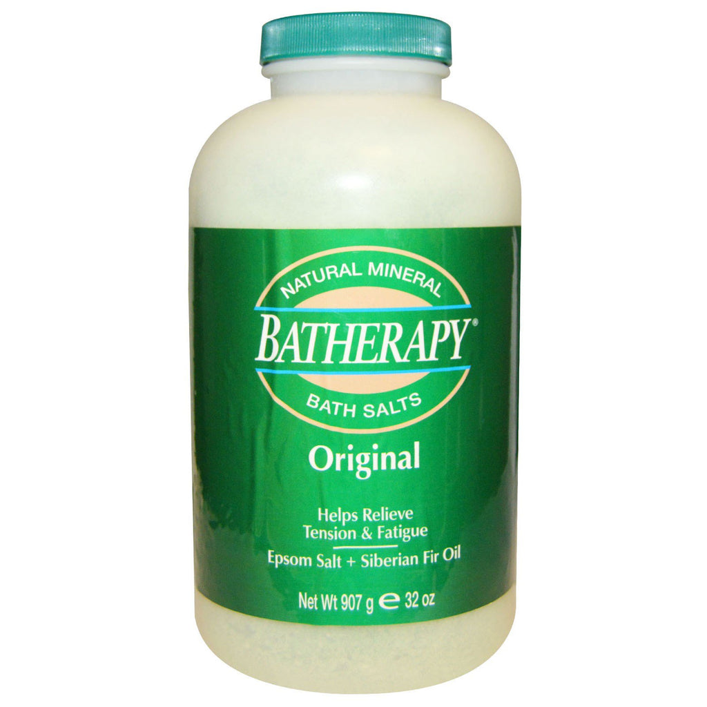 Queen Helene, Batherapy, Natural Mineral Bath Salts, Original, 32 oz (907 g)