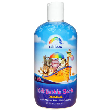 Rainbow Research Kid's Bubble Bath Original 12 fl oz (360 ml)