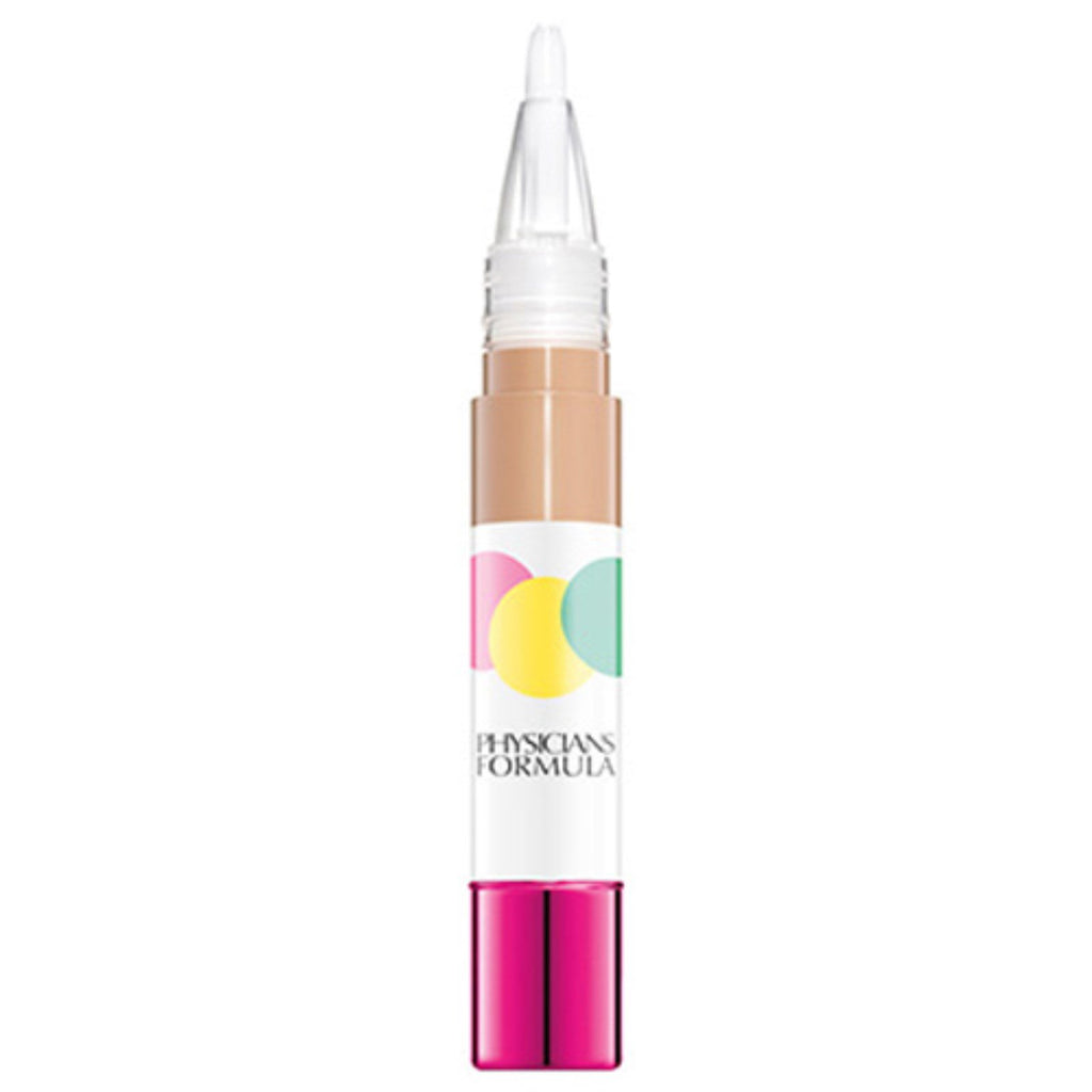 Physician's Formula, Inc., Super CC+, Color-Correction + Care, CC+ Concealer, SPF 30, Light/Medium, 0.14 oz (4 g)