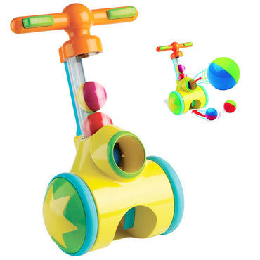 TOMY Play to Learn Pic 'n' Pop Walker | 2 Yr +