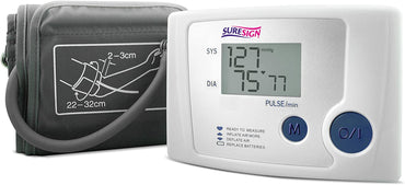 Suresign Automatic Blood Pressure & Pulse Monitor