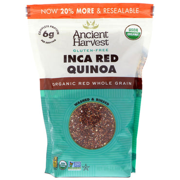Ancient Harvest, Inca Red Quinoa, 14.4 oz (408 g)