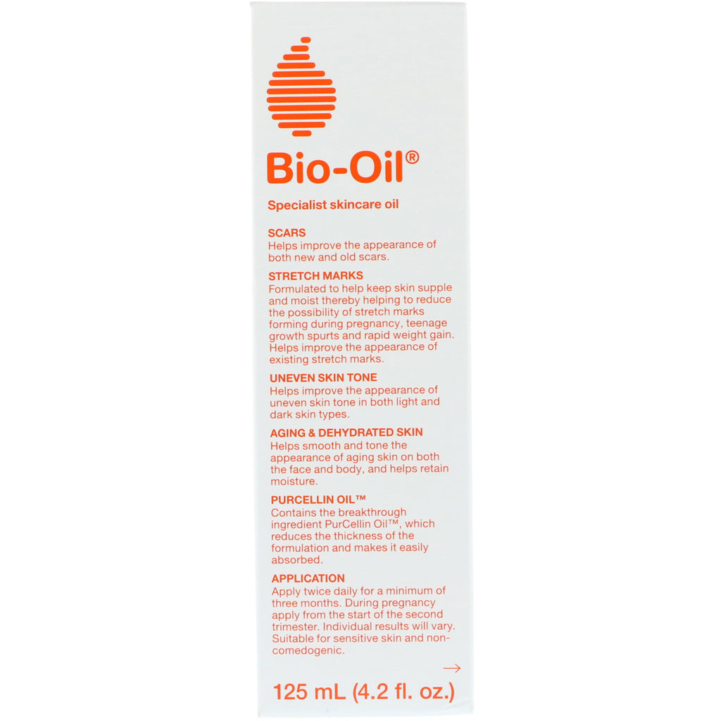 Bio-Oil Specialist Skincare Oil 4.2 fl oz (125 ml)