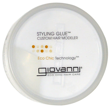 Giovanni, Styling Glue, Custom Hair Modeler, 2 oz (57 g)