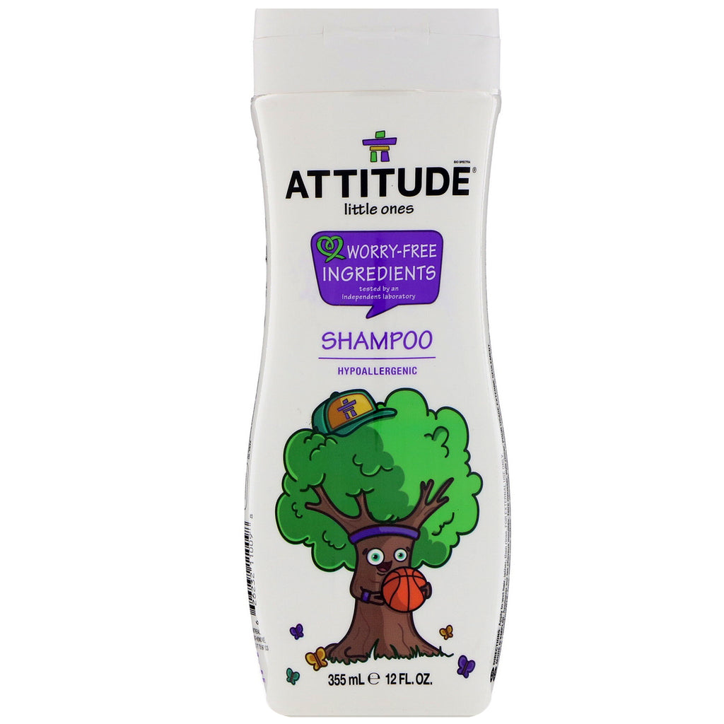 ATTITUDE Little Ones Shampoo 12 fl oz (355 ml)