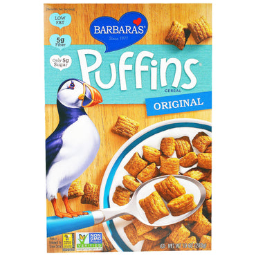 Barbara's Bakery Puffins Cereal Original 10 oz (283 g)
