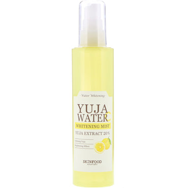 Skinfood, Yuja Water, Whitening Mist, 5.07 fl oz (150 ml)