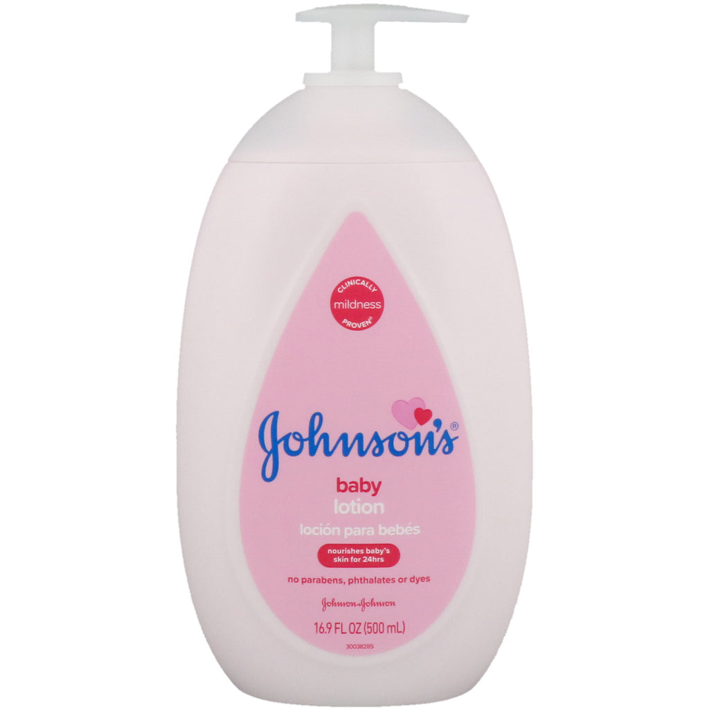Johnson's Baby Lotion 16.9 fl oz (500 ml)