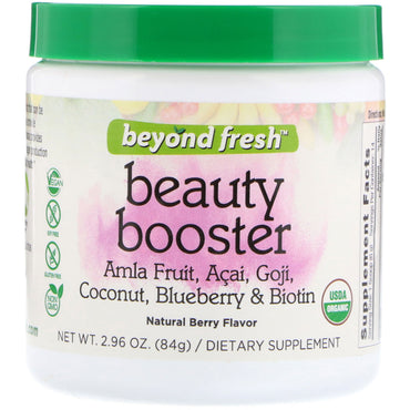 Beyond Fresh, Beauty Booster, Natural Berry Flavor, 2.96 oz (84 g)