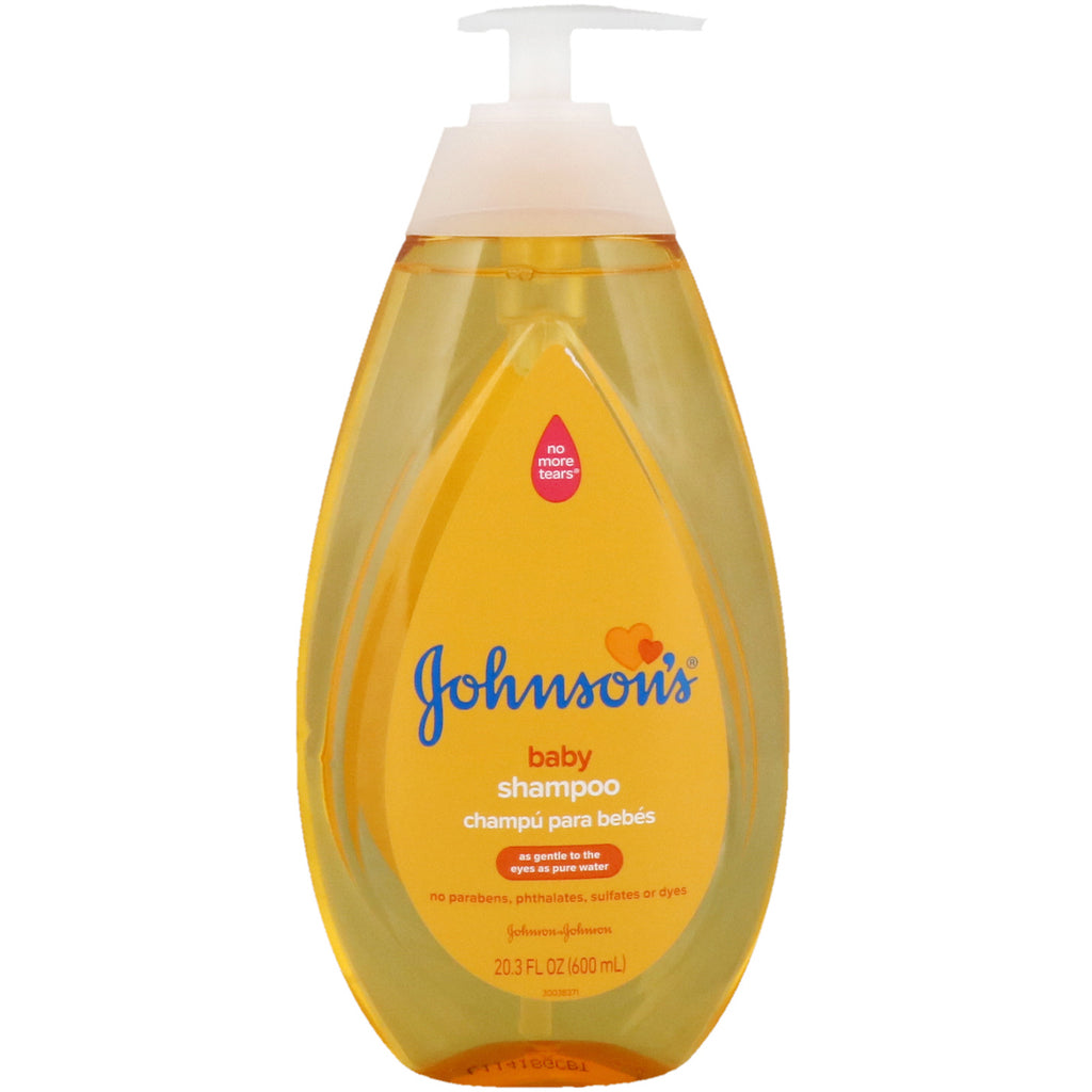 Johnson's Baby Shampoo 20.3 fl oz (600 ml)