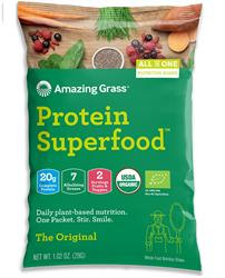 30% OFF Amazing Grass Protein Superfood Original 29g (order 10 for retail outer)