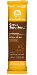 30% OFF Amazing Grass Green Superfood Chocolate 8g (order 15 for retail outer)